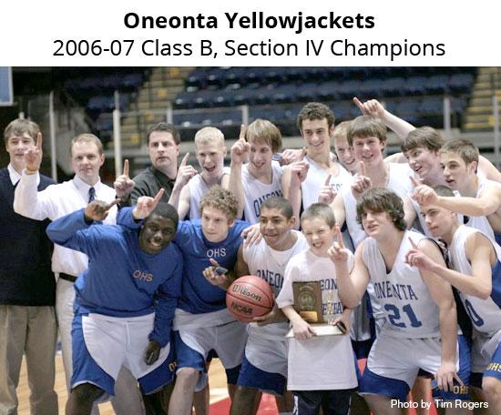 New York Section Iv Boys Basketball Past Champions